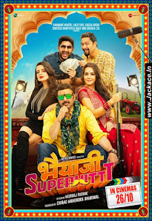 Bhaiaji Superhittt Budget, Screens & Box Office Collection India, Overseas, WorldWide