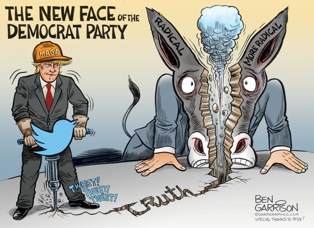 The New Face of The Democrat Party