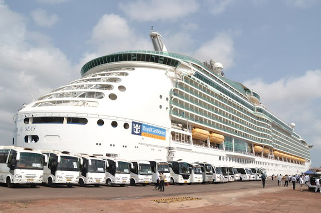 Goa Cruise Destination