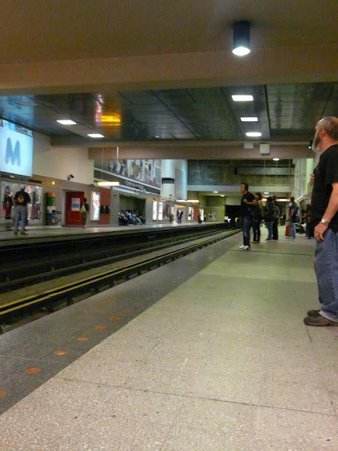 Le métro de Montréal