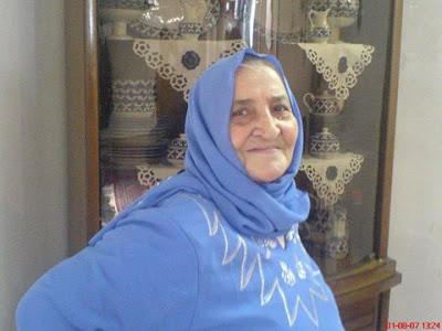 مادر مجاهد شهربانو حق شناس: