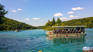 Croatie Le Parc National de Plitvice