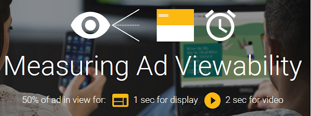 measuring ad viewability - display ads and video ads