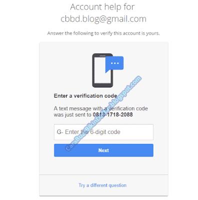 Cara Atasi Lupa ID nama pengguna atau alamat email akun google