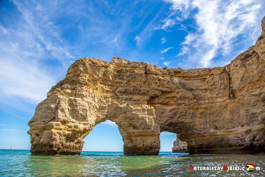 Arco de Marinha, Lagoa, Algarve