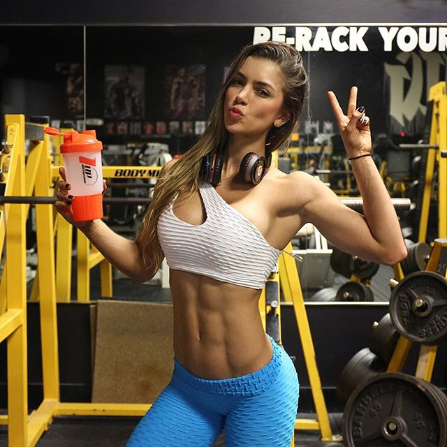 Fitness Model Anllela Sagra 1