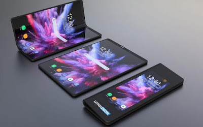 Samsung Galaxy Fold, سامسونج فولد 2019