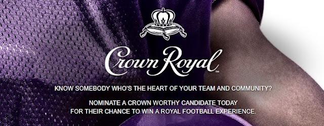 Crown Royal Crown Worthy Sweepstakes