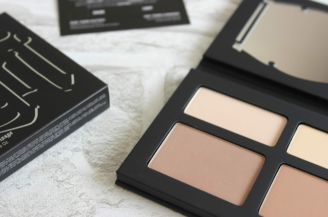 A review of Kat Von D Shade + Light Contour Palette