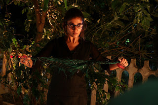 Actress Nayanthara Pos in Dora Movie 0002