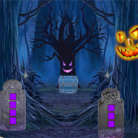 8BGames Halloween Treehou…