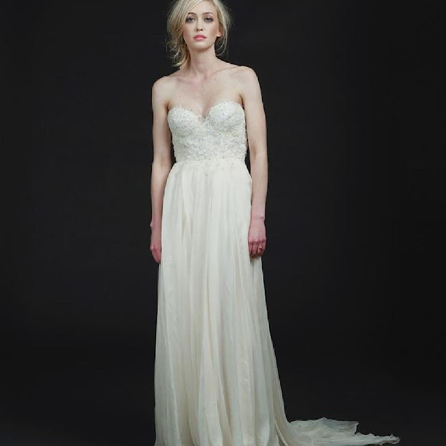 Sarah Seven Used Wedding Dress
