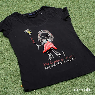 Camiseta despedida soltera