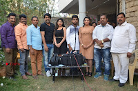 Khayyum, Gourav, Madhulagna Das, Athiya, Sekhar at Chandra Danger Love Story Press Meet  0034.jpg
