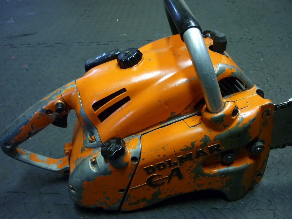 VINTAGE CHAINSAW COLLECTION: DOLMAR CA