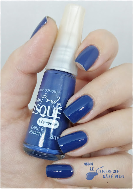 Esmalte Nailpolish Risque Copa do Mundo