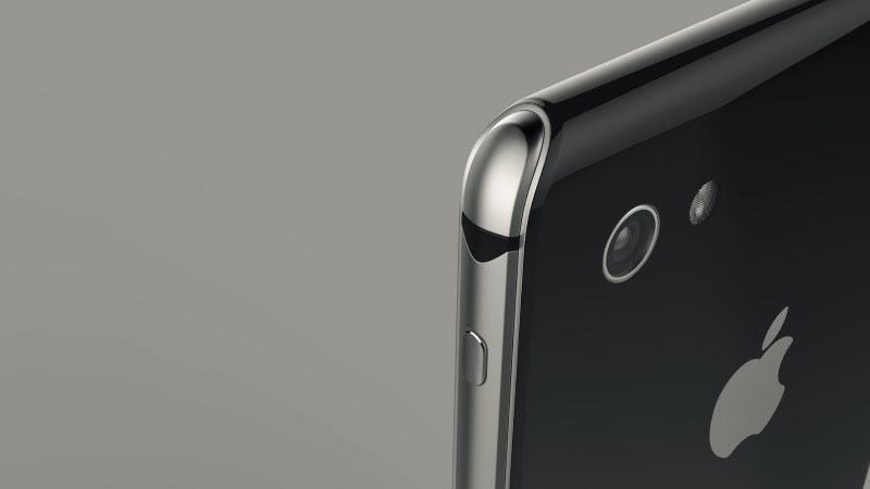 Gadget. Technology. iPhone 8 Concept