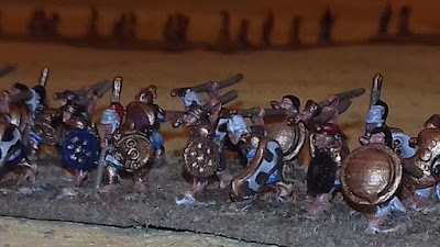 10mm Trojan War game put on at Claymore picture 4