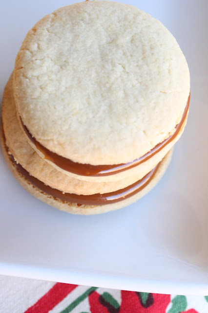 Alfajores | Tortillas and Honey