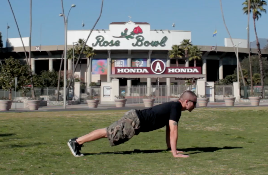 Push Ups Pasadena Fat Burning
