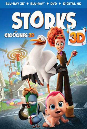 Cigüeñas: La historia que no te contaron (2016) 3D SBS Latino