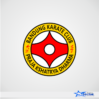 Bandung Karate Club (BKC) Logo Vector cdr Download
