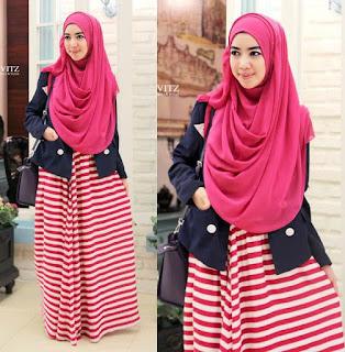 Baju Muslim Model Dress 2016