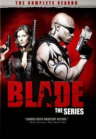 Blade: The Series TV Series 2006 ταινιες online seires xrysoi greek subs