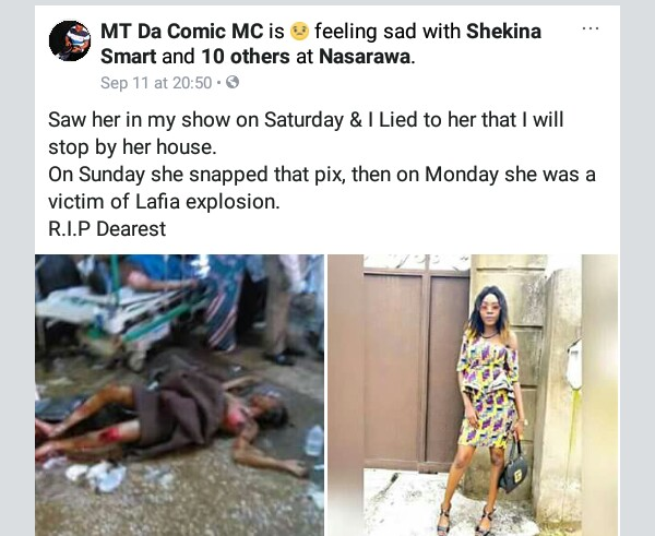 Photos of pretty female students who died in Nasarawa Gas Explosion