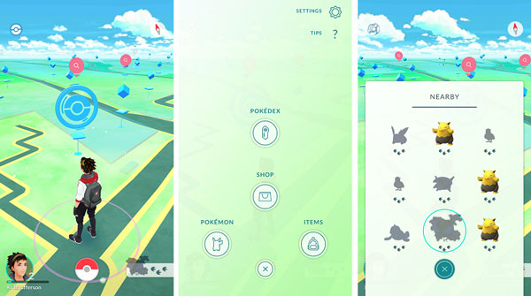 Free Download Pokemon GO APK Versi 0.29.0 Terbaru 7 July 2016 Mirror