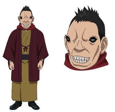 Wataru Takagi como Umakishi Kusuda
