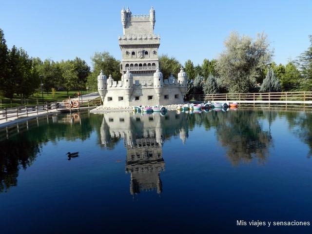 Torre de Belém, Parque Europa, Torrejón de Ardoz (Madrid)