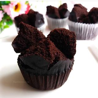 Ide Resep Membuat Kue Brownies Kukus Tepung Beras (EGGLESS)
