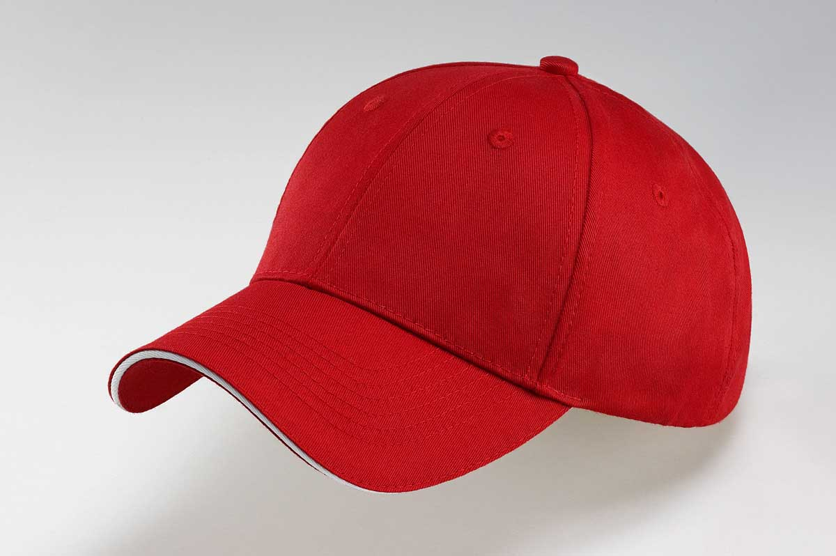 Baseball caps are basically made of cotton. But the gear is made from  different materials. They are made from acrylic wool blends b95857befdf