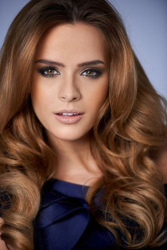 Golden Brown Beautiful Hairstyles  The HairCut Web
