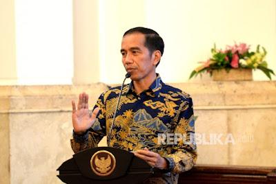 Jokowi: Yang Melanggar Konstitusi, Gebuk Saja