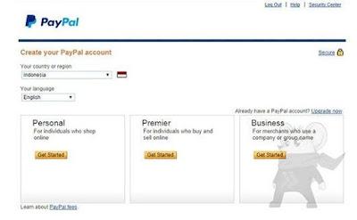 √ cara cek saldo Akun Paypal dan bagaimana cara daftar akun paypal untuk melakukan pembayaran dengan saldo Paypal 5