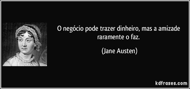Jane Austen e o dinheiro