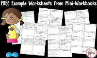 Free Mini Workbook Trial Pages