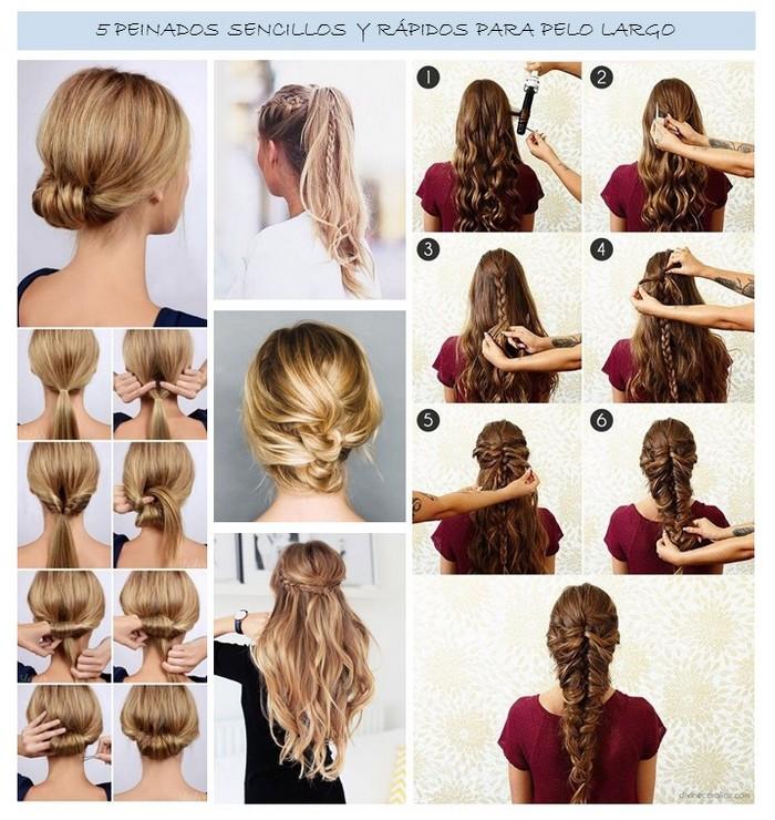 peinados-sencillos-para-pelo-largo