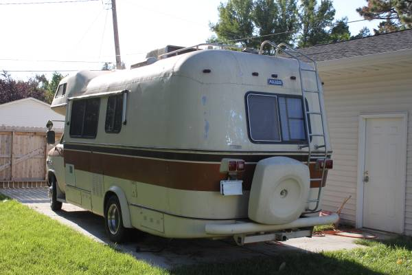 Used RVs Chevrolet Avion Motorhome For Sale by Owner