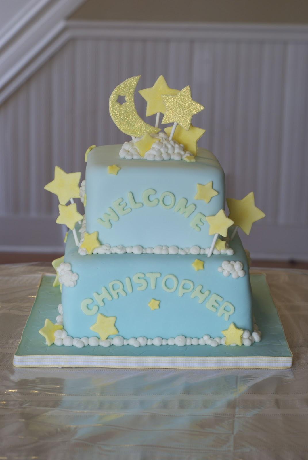 Country Cupboard Cakes Twinkle Twinkle Little Star
