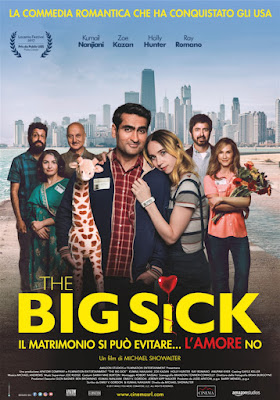 The Big Sick Nanjiani