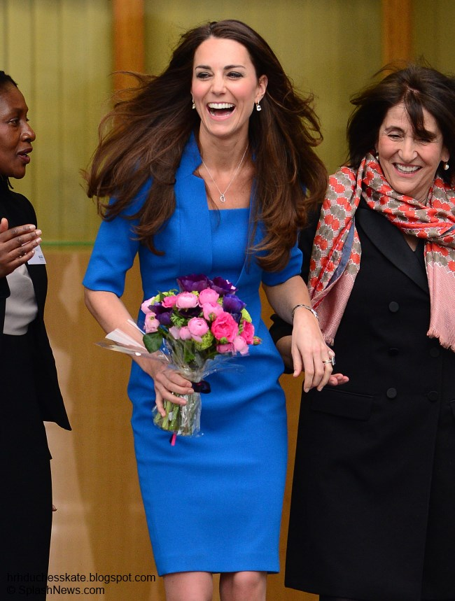 ebc706ad1f67 The news comes shortly after media reports over the weekend which claimed  the Duchess was very much on the mend and planning to resume engagements  for ...