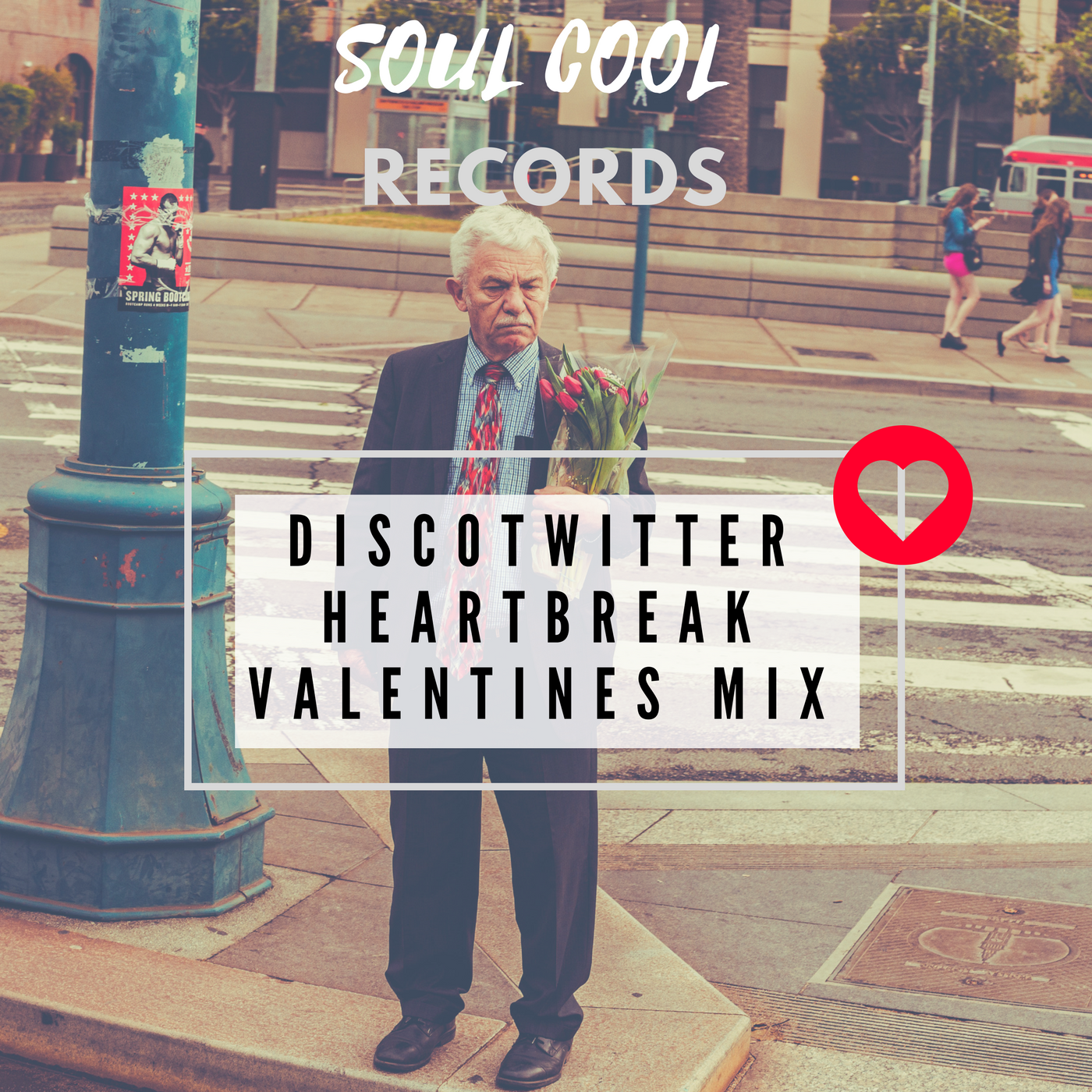 Soul Cool Records | DiscoTwitter Heartbreak Valentines Mixtape