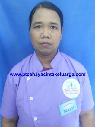Narti Pekerja Asisten Pembantu Rumah Tangga PRT ART ~ LPK Cinta