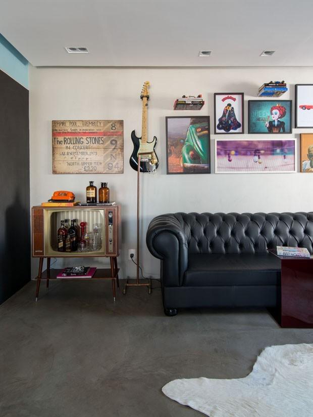 Televisão antigas na decoração, decoração vintage e retrô