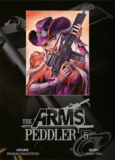 The Arms Peddler tome 5 chez Ki-oon