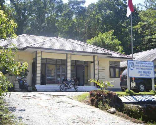 Alamat Telepon Kantor Imigrasi Jagoi Babang - Kalbar