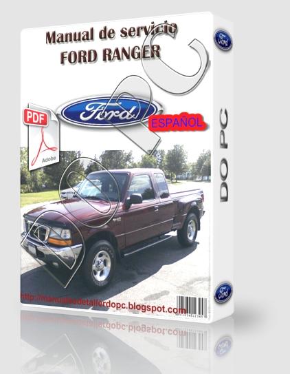 Manual De Taller Ford Ranger